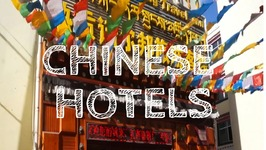 ANATOMY OF CHINESE HOTELS