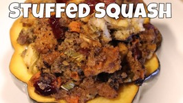 Whip It Up Wednesday Colab Crock Pot Stuffed Acorn Squash