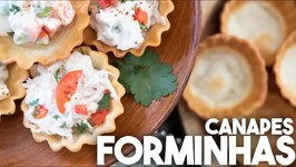 Forminhas - Goan Style Canapes
