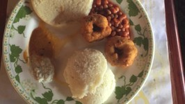 Breakfast Buffet at Abad Whispering Palms KumarakoramWhat We Ate in Kottayam