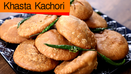 Khasta Kachori Recipe  Moong Dal Khasta Kachori   The Bombay Chef - Varun Inamdar