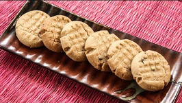 How To Make The Best Peanut Butter Cookies / Eggless Recipe / Classic Peanut Butter Cookie / Upasana