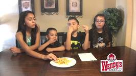 Fries Challenge with Damian and Deion