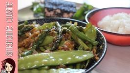 Recette De Légumes Verts Sautés À L'asiatique
