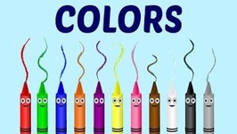 Learn Colors For Children - Colors For Kids With Fruits And Vegetables - Preschool Learning