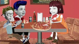 S01 E18 - Super Mom, Skipping Lessons - Angela Anaconda
