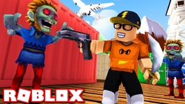 ZOMBIES ARE TAKING OVER ROBLOX