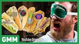 Blind Fast Food Sub Sandwich Taste Test