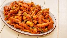 Veg Crispy - Restaurant Style Starter - Indo Chinese Food