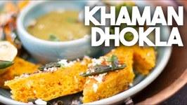 Khaman Dhokla In An Instant Pot