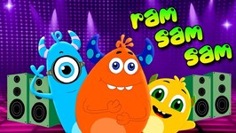 A Ram Sam Sam - Momo Beats Cartoons - Videos For Children by Kids Channel