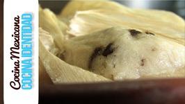 Recetas de Tamales Dulces: Cómo hacer Tamales de Coco?