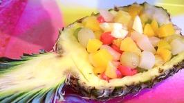 Ananas de folie pour un été caniculaire