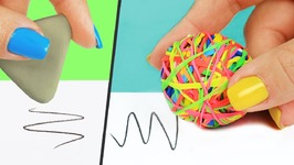 18 Crafting Life Hacks With Rubber Bands