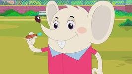Cookie Looke - The Dart Game - Funny Cartoon - Cute Mice
