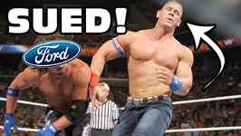 Ford Sues John Cena Over GT Sale
