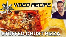 How To Make Stuffed Crust Pizza