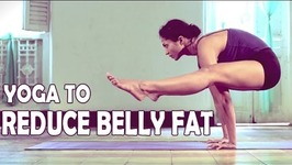 Yoga Pose to Reduce Belly Fat