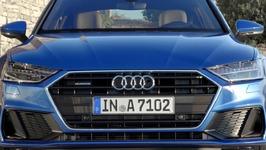 The new Audi A7 Sportback Exteriors