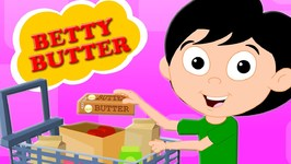 Betty Botter Bought Some Butter - Original Rhymes Nursery - Rhymes Songs - Kids Tv Nursery Rhymes