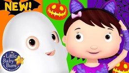 Halloween is Dress Up Time - Halloween Songs For Kids - Brand New - Little Baby Bum