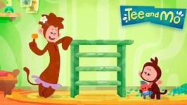 Shelves - Tee And Mo - Episode 4