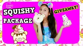 Cutest Squishy Package Opening Creamiicandy Plus Giveaway