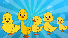 Five Little Ducks  Popular Children's Nursery Rhymes