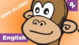 Mr Monkey Man Sing-Along Song - 4k Learning - Fun Active Movement Song For Kids