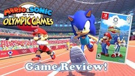 New Release! Mario and Sonic at the Olympic Games Tokyo 2020 - Nintendo Switch