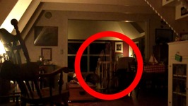 Ghost - Ghost footage captured on video