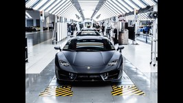The new Lamborghini factory in SantAgata Bolognese production site doubled, incorporating cutting