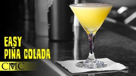 How To Make An Easy Pina Colada Without A Blender