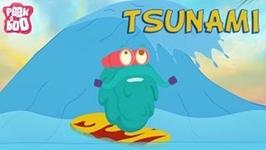 Tsunami - The Dr. Binocs Show - Educational Videos For Kids