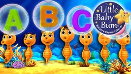 Little Baby Bum - ABC Underwater Song - Nursery Rhymes for Babies - Songs for Kids
