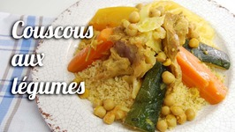 Couscous Aux Légumes Et Viande De Veau