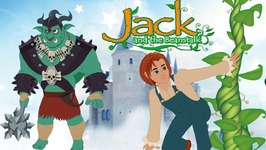 Jack And The Beanstalk Full Movie - English Fairy Tales