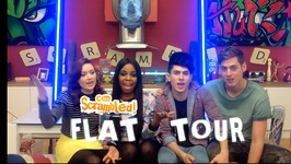 Flat Tour - Scrambled - Episode 3