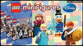 LEGO Disney Minifigure Collection Series 2
