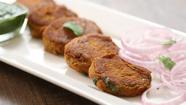 Shami Kebab Recipe -Yummy Mutton Appetizer -Curries And Stories With Neelam