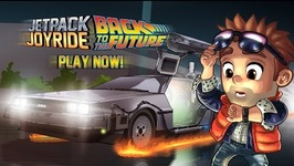 Jetpack Joyride- Back to the Future - OUT NOW