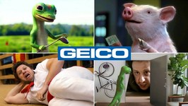 Most Watched Geico Funny Commercials Over 100 000 000 views