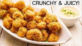 Gobi Popcorn - New Party Snack Crunchy And Juicy Cauliflower Bites