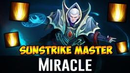 Miracle SUNSTRIKE MASTER INVOKER Dota 2