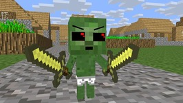 Baby Zombie Life 2 - Minecraft Animation