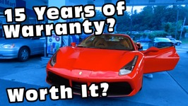 15 Year Ferrari Warranty - Worth it