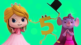 Number Five- Original Number and Counting songs for Children