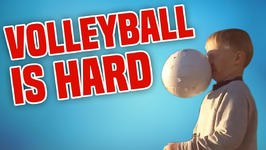 Volleyball Is Hard - Funniest Volleyball Fails