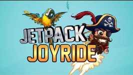Jetpack Joyride - Pirate Update Teaser