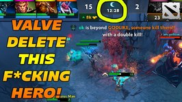 Ahjit Visage - Valve delete this fcking hero--- - Dota 2